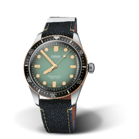 ORIS  D-DIVERS SIXTY-FIVE X...